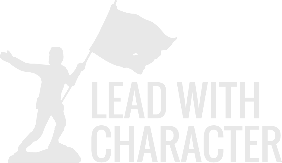 Lead With Character